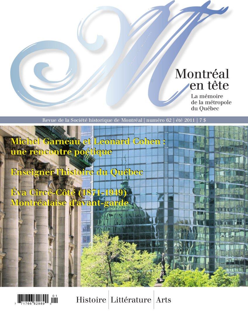 revue Montréal en tête